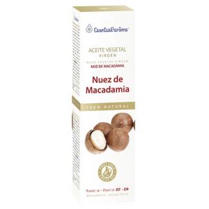 Aceite de Nuez de Macadamia · Esential'Aroms · 100 ml
