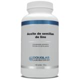 Aceite de Semillas de Lino 1.000 mg · Douglas · 100 perlas