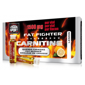 L-Carnitina Fat Fighter · Tegor