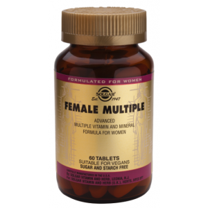 Female Multiple · Solgar