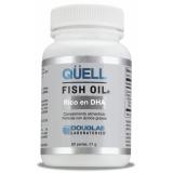 Qüell Fish Oli DHA · Douglas · 60 perlas