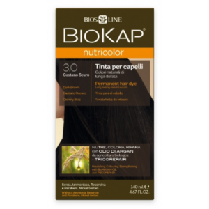 Biokap Nutricolor 3.0 Castaño Oscuro · Biokap · 140 ml