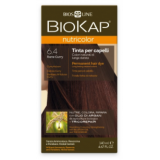Biokap Nutricolor 6.4 Cobrizo Curry · Biokap · 140 ml