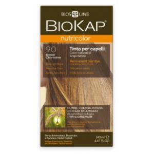 Biokap Nutricolor 9.0 Rubio Muy Claro · Biokap · 140 ml