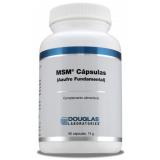 MSM · Douglas · 90 cápsulas