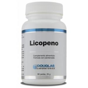 Licopeno 5 mg · Douglas · 90 perlas