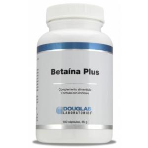 Betaina Plus · Douglas · 100 cápsulas