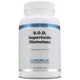 SOD (Superóxido Dismutasa) · Douglas · 100 cápsulas