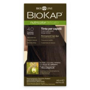 Biokap Nutricolor Delicato 4.0 Castaño Natural · Biokap · 140 ml