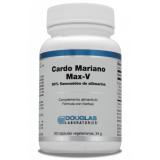 Cardo Mariano Max-V · Douglas · 60 cápsulas