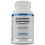 Curcumina Optimizada con Neurofenol · Douglas · 60 cápsulas