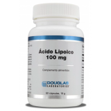 Ácido Lipoico 100 mg · Douglas · 60 cápsulas