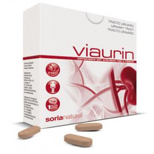Viaurin · Soria Natural · 28 comprimidos