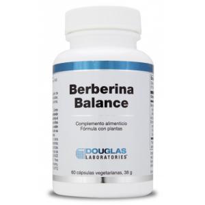 Berberina Balance · Douglas · 60 cápsulas