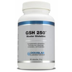 GSH 250 Master Glutation · Douglas · 90 cápsulas