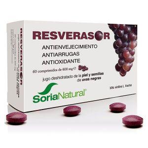 Resverasor · Soria Natural · 60 comprimidos