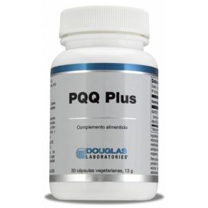 PQQ Plus · Douglas · 30 cápsulas