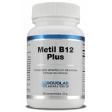 Metil B12 Plus · Douglas · 90 comprimidos