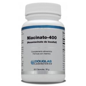 Niacinato-400 · Douglas · 60 cápsulas
