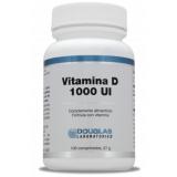 Vitamina D3 1.000 UI · Douglas · 100 comprimidos
