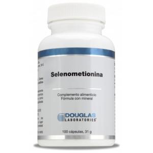 Selenometionina 200 mcg · Douglas · 100 cápsulas