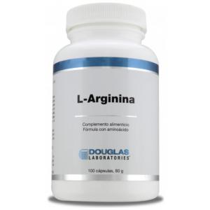 L-Arginina 700 mg · Douglas · 100 cápsulas