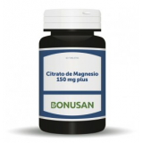 Citrato de Magnesio · Bonusan · 60 comprimidos