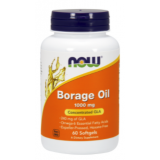 Aceite de Borraja 1.000 mg · NOW · 60 perlas