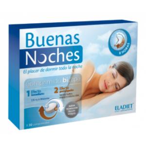Buenas Noches · Eladiet · 30 comprimidos