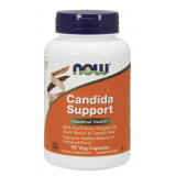 Candida Support (Candida Clear) · NOW · 90 cápsulas