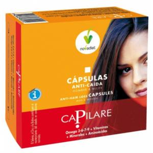 Capilare Anti-caida · Nova Diet · 60 cápsulas