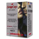 Sense Caps · Airbiotic · 30 cápsulas
