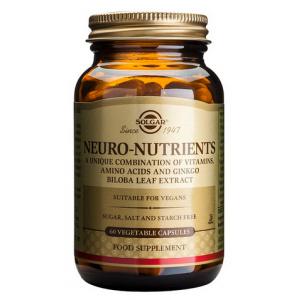 Neuro Nutrientes · Solgar