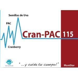 Cran-PAC 115 · Espadiet · 45 cápsulas
