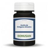 Aceite de Orégano Silvestre · Bonusan · 60 perlas