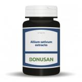 Allium Sativum Extracto · Bonusan · 60 comprimidos