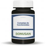 Complejo de Carotenoides · Bonusan · 60 cápsulas