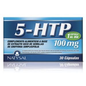 5-HTP 100 mg · Natysal · 30 cápsulas