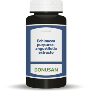 Echinacea Purpurea-Angustifolia · Bonusan · 60 cápsulas
