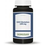 GSH Glutation 100 mg · Bonusan · 60 cápsulas