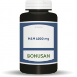 MSM 1.000 mg · Bonusan · 120 comprimidos