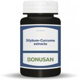 Silybum-Cúrcuma · Bonusan · 60 cápsulas