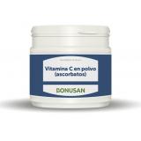 Vitamina C en Polvo (Ascorbatos) · Bonusan · 250 gramos