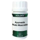 Holofit Ayurveda Nuez Moscada · Equisalud · 50 cápsulas