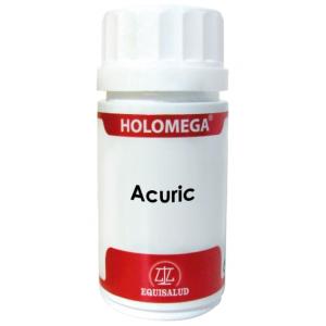 Holomega Acuric (Ácido Úrico) · Equisalud · 50 cápsulas