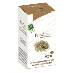 FitoZinc · 100% Natural · 90 cápsulas