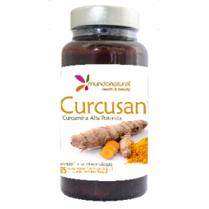 Curcusan® · Mundo Natural · 60 cápsulas