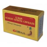 Ginseng IL HWA Blister · Tongil · 50 cápsulas