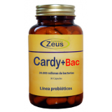 Cardy BAC · Zeus · 30 cápsulas