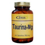 Taurina Magnesio · Zeus · 60 cápsulas